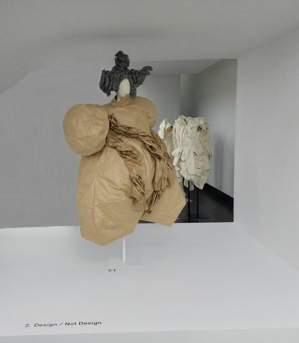 The MET: Rei Kawakubo & Irving Penn Exhibits - Design/Not Design #2