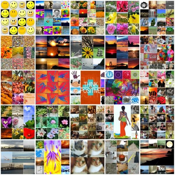 Photo Challenge: COLLAGE Is ART
