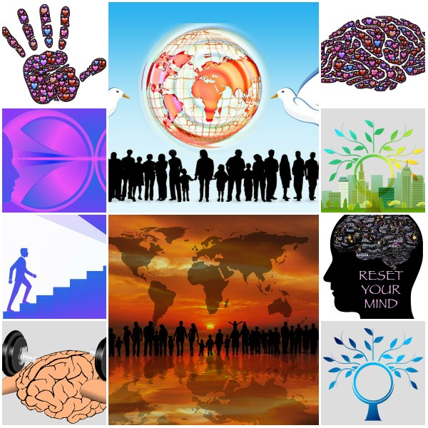 Motivation Mondays: MINDSET - #WorldPopulationDay