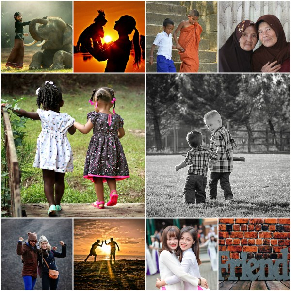 Motivation Mondays: Revisiting Friendship