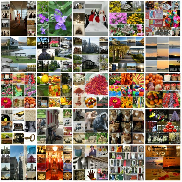 Photo Challenge: COLLAGE Is ART