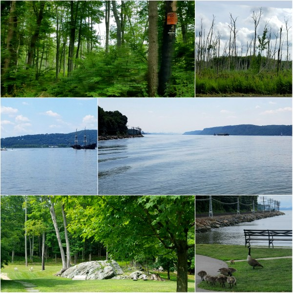 Photo Challenge: ELEMENTAL - Revisiting the Hudson  River and vicinity