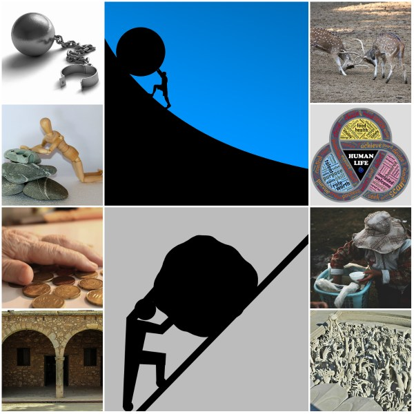 Motivation Mondays: STRUGGLE