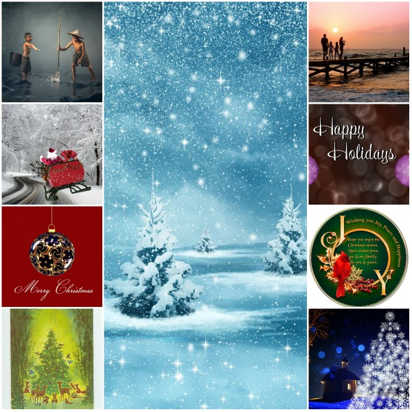 Motivation Mondays: Cherish Christmas & Holidays