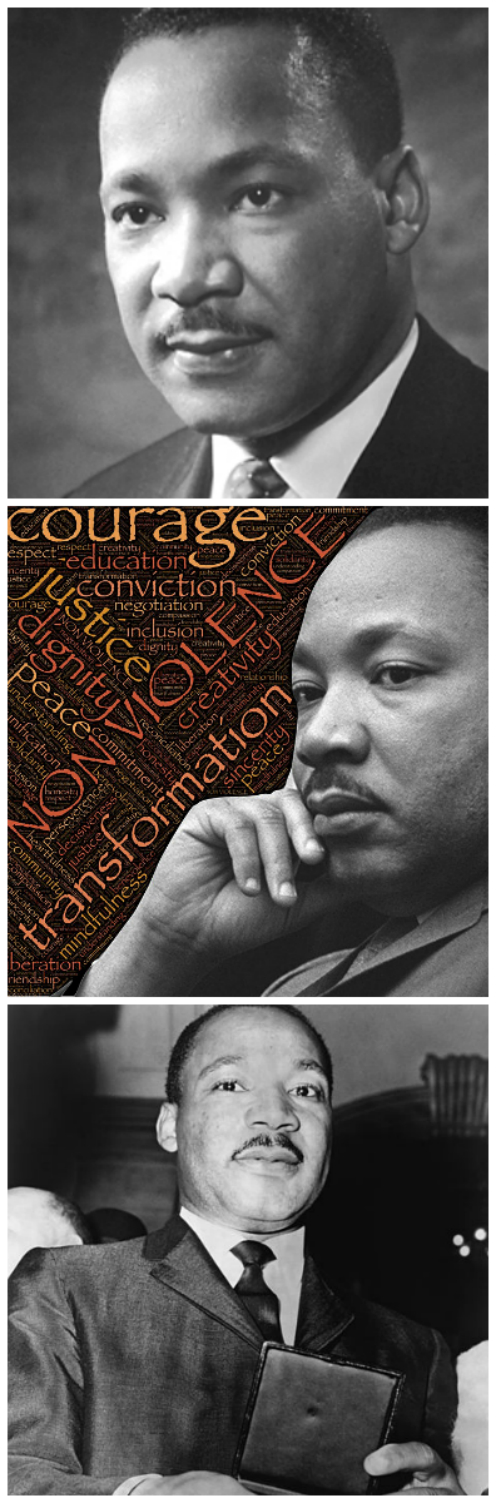 Motivation Mondays: Walk in the Light #MLKDay