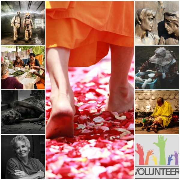 Motivation Mondays: VOLUNTEER - #NationalVolunteerWeek