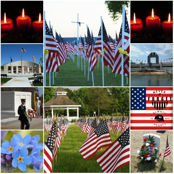Motivation Mondays: Observing Memorial Day