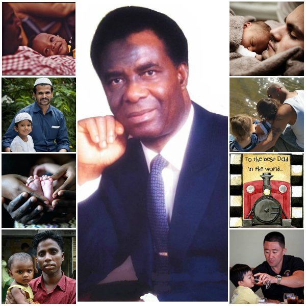 Motivation Mondays: Our Father's Day