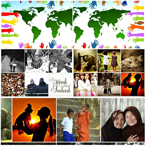 Motivation Mondays: International Friendship Day