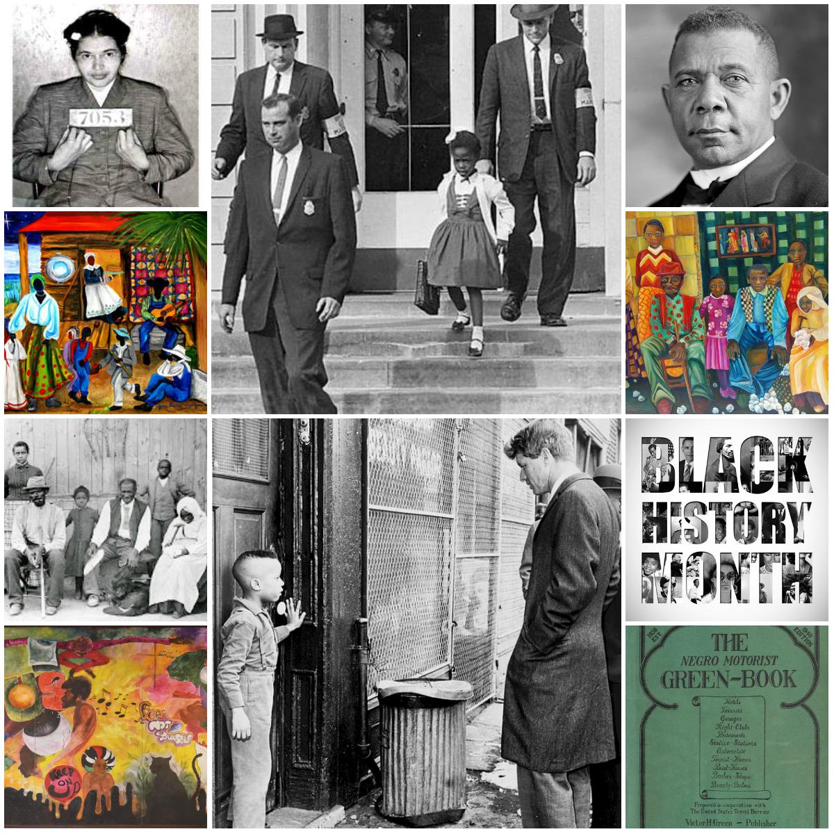 Motivation Mondays: Black History Month