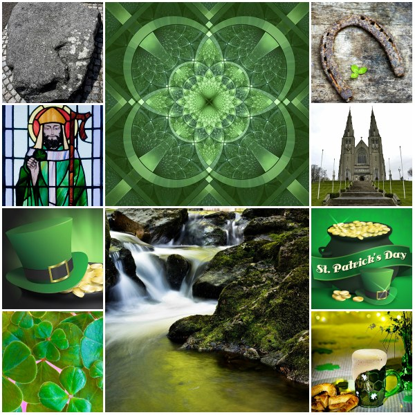 Motivation Mondays: St Patrick's Day Facts & Quotes