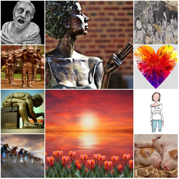 Motivation Mondays: The Seven Selves