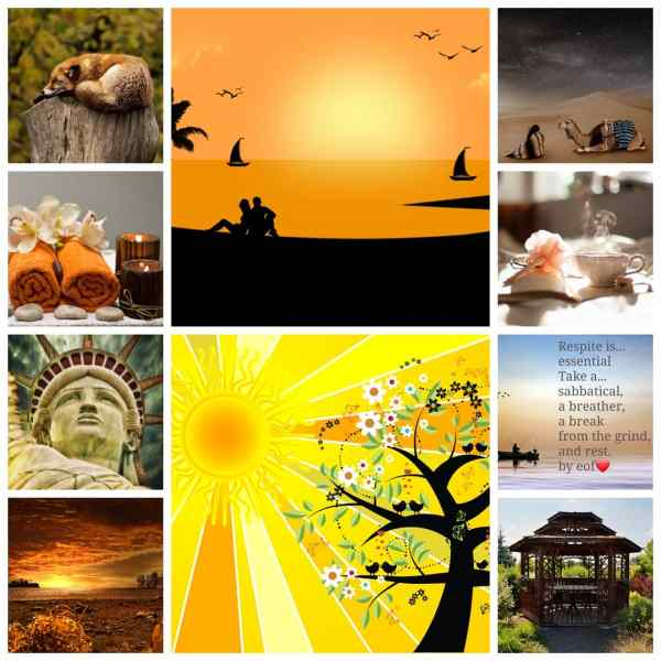 Motivation Mondays: RESPITE