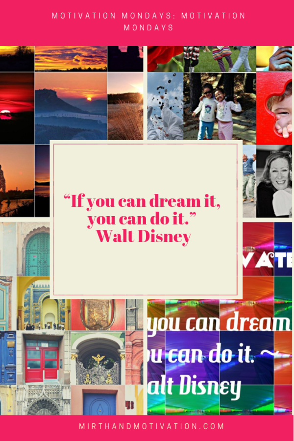Motivation Mondays
