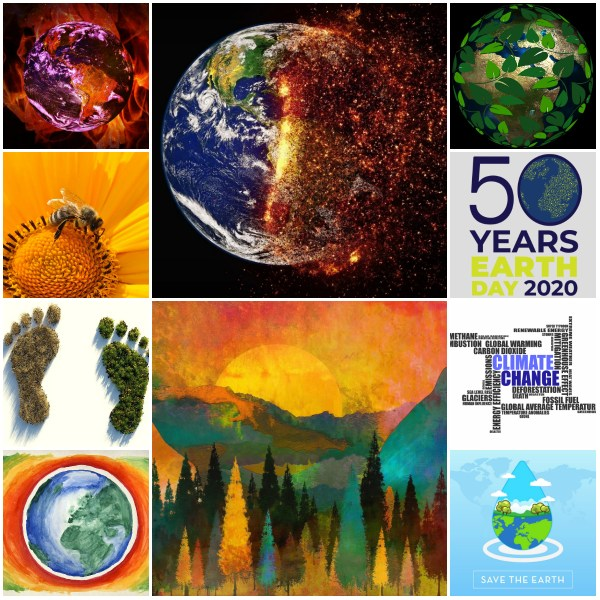 Motivation 2020: Earth Day Poems & Climate Action