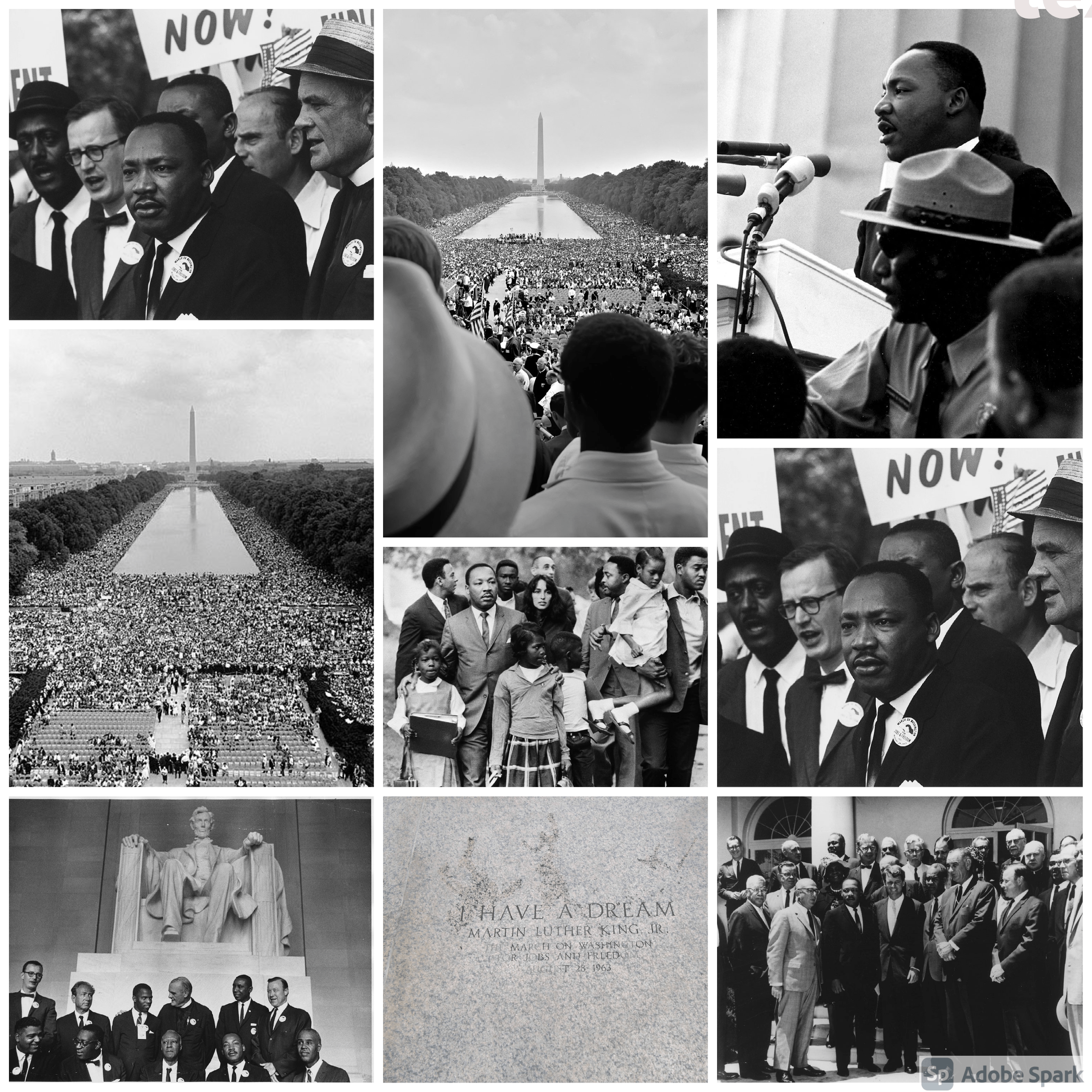 Motivation Mondays: MLK Day - I Have A Dream Speech