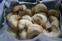 Receta para galletas de luna y pan de Lammas