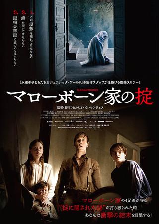 映画『マローボーン家の掟』