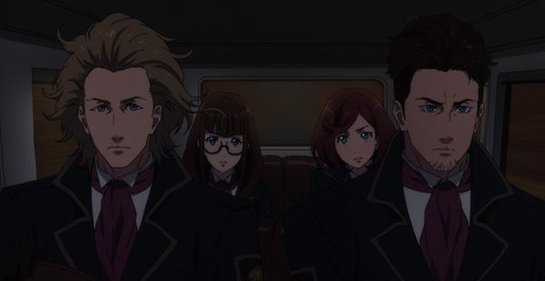 アニメ『Fairy gone フェアリーゴーン』第11話「招かざる音楽隊」あらすじ③