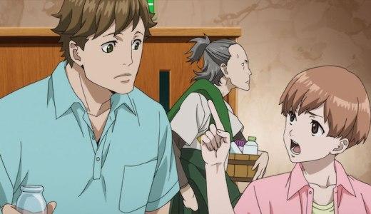 アニメ『歌舞伎町シャーロック』第4話ネタバレ感想!シャーロック&モリアーティの出会いと関係とは
