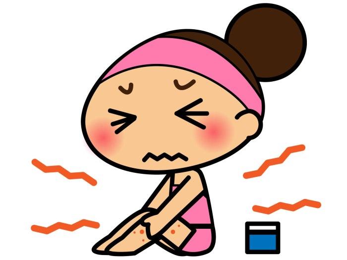 蕁麻疹の原因で冬に多い寒暖差アレルギーとは?かゆみ対策と治療は?