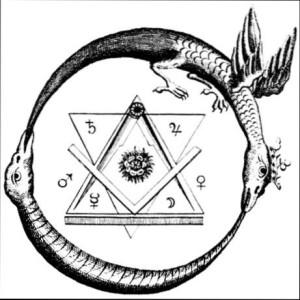 знак бесконечности, символ в эзотерике