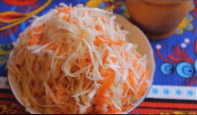 Квашеная капуста — лучшие классические рецепты