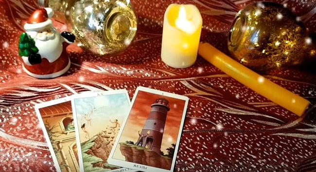 Гадания на Рождество и Святки на суженого, на будущее (на воске, зеркалах)