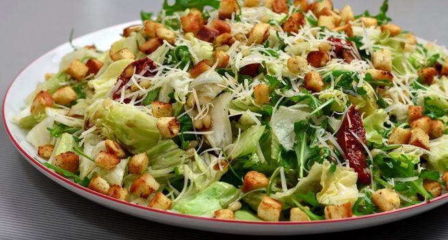 Салат айсберг рецепты приготовления вкусных и полезных блюд
