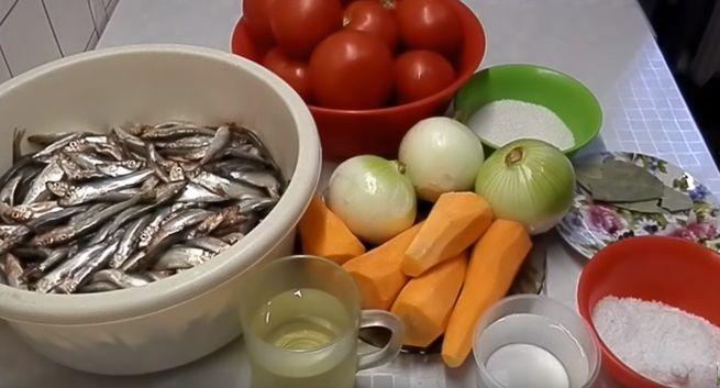 рыбные консервы в собственном соку