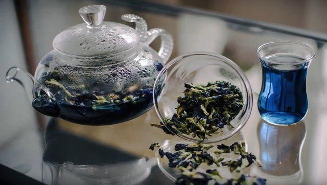 Что входит в состав чая чанг шу