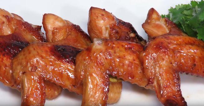 крылышки куриные для шашлыка