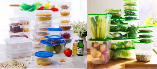 посуда для хранения продуктов в холодильнике