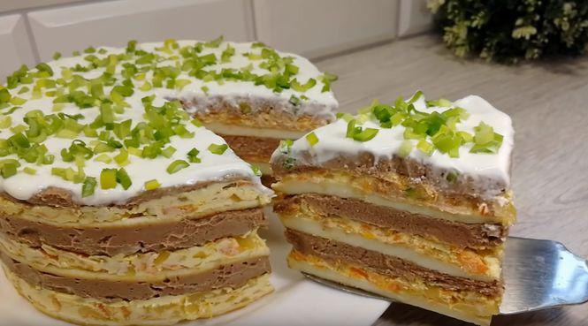 рецепт Пасхального торта
