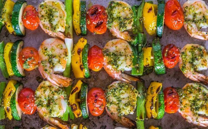 шашлык для вегетарианцев