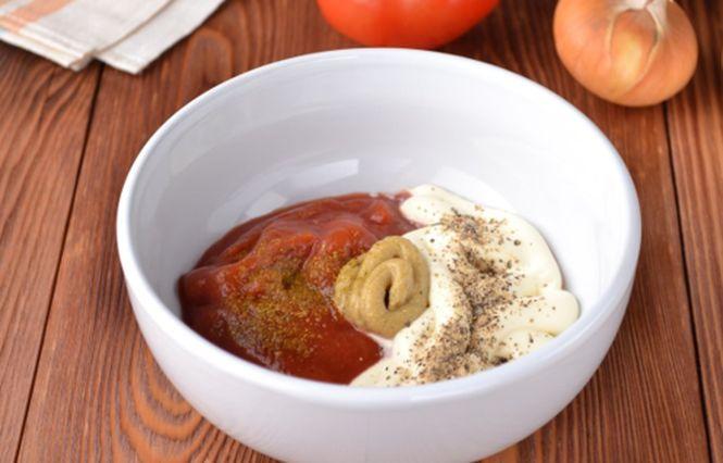 простой рецепт соуса