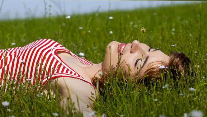 Способы расслабиться могут быть различными