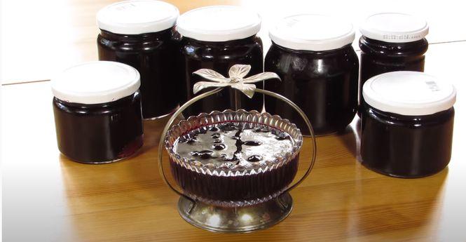 приготовить варенье из черной смородины без воды