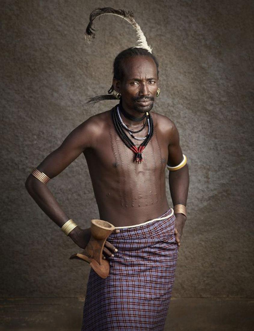 фото негры племена лайков или