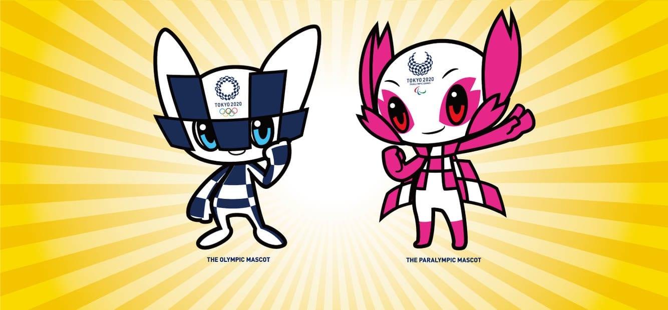 Mascota Olímpica y Mascota Paralímpica Tokio 2020