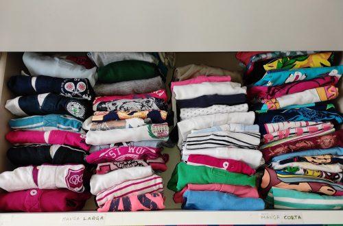organizar ropa bebes