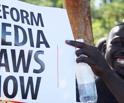 Media reforms in Zimbabwe long overdue, urges MISA Zimbabwe