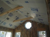cathedral ceiling insulation | Adventures in Remodeling