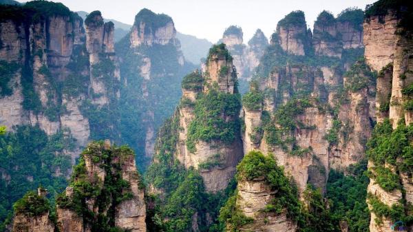 Stunning Natural Landmarks In Asia Misadventures