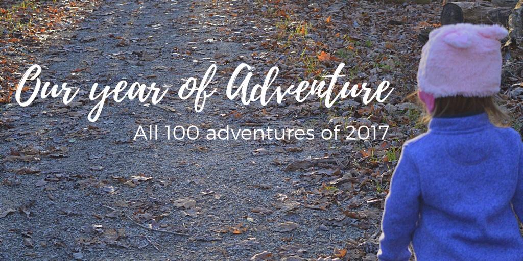 Year of Adventure Full Recap
