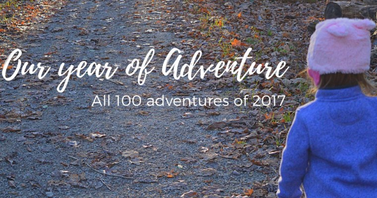 Year of Adventure Full Recap