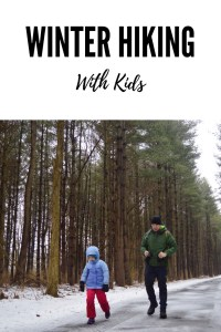 Tips for Winter Hiking with Kids