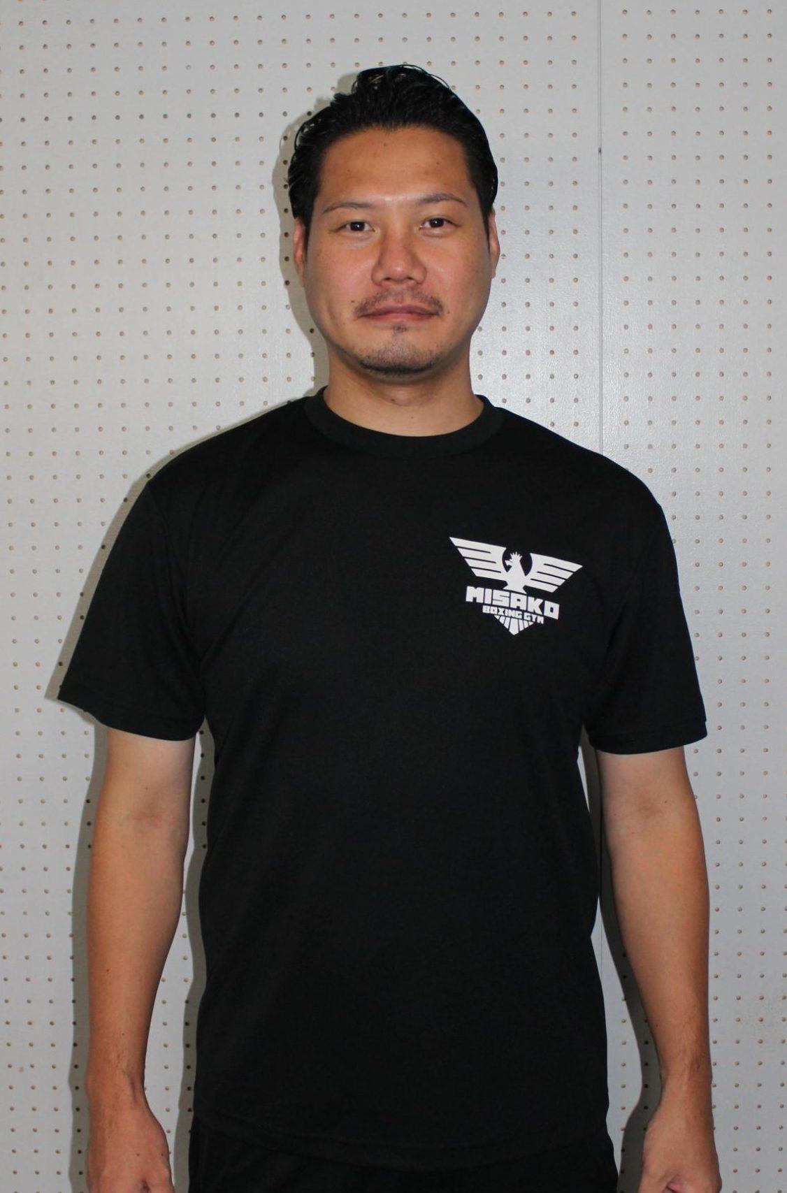 元A級プロボクサー