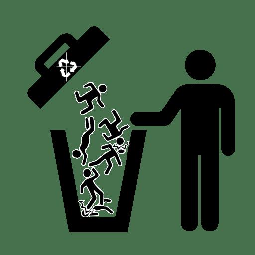 Des problèmes de recyclage
