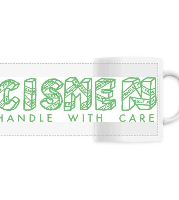 Mug - Cismen fragile